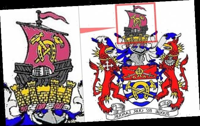 Probe launched to find out if council's coat of arms is racist