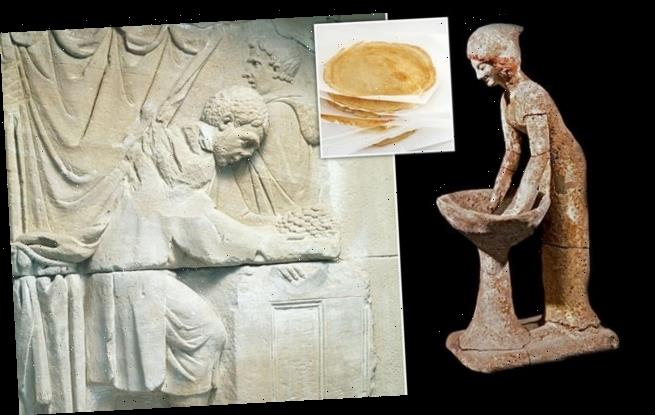 Second century pancake recipe proves Romans had similarly sweet tooth