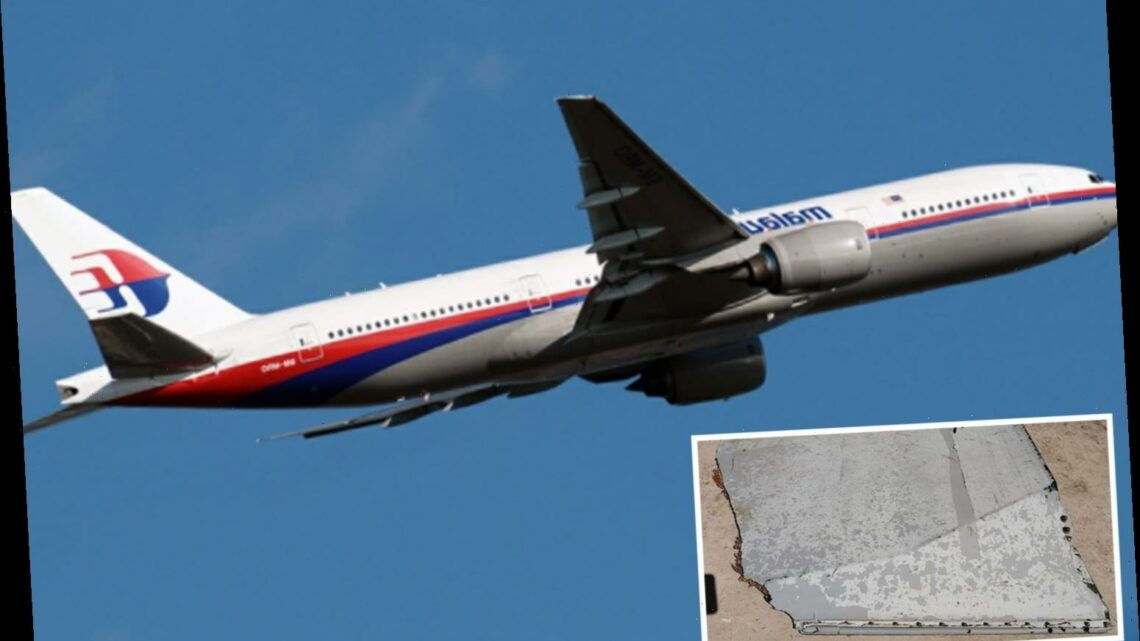 MH370 mystery as plane debris washes up on South African beach seven years after doomed jet vanished