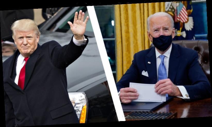 'Erratic' Trump shouldn't get classified briefings: Biden