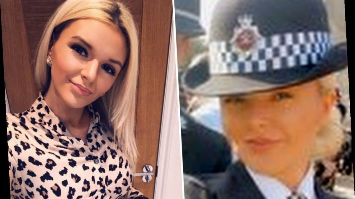 Policewoman, 24, 'went to boozy lockdown party before driving home drunk & crashing into house'