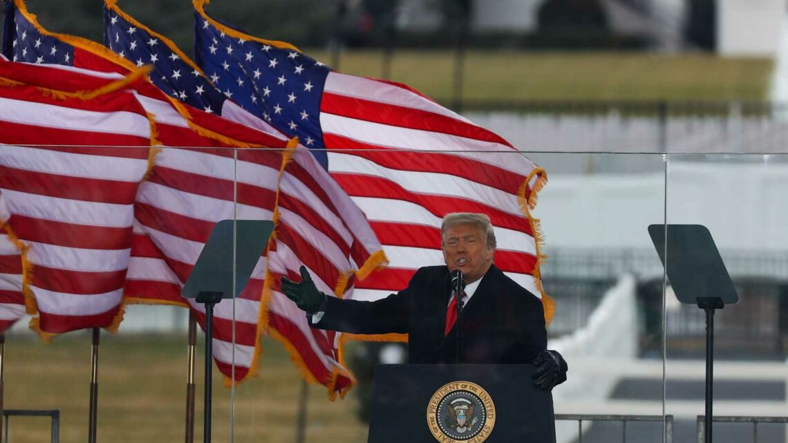 Trump's Impeachment Defense Keeps Pushing Dangerous Election Claims
