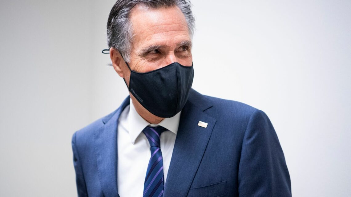 Washington Establishment Frowns At Mitt Romney's Child Allowance Proposal