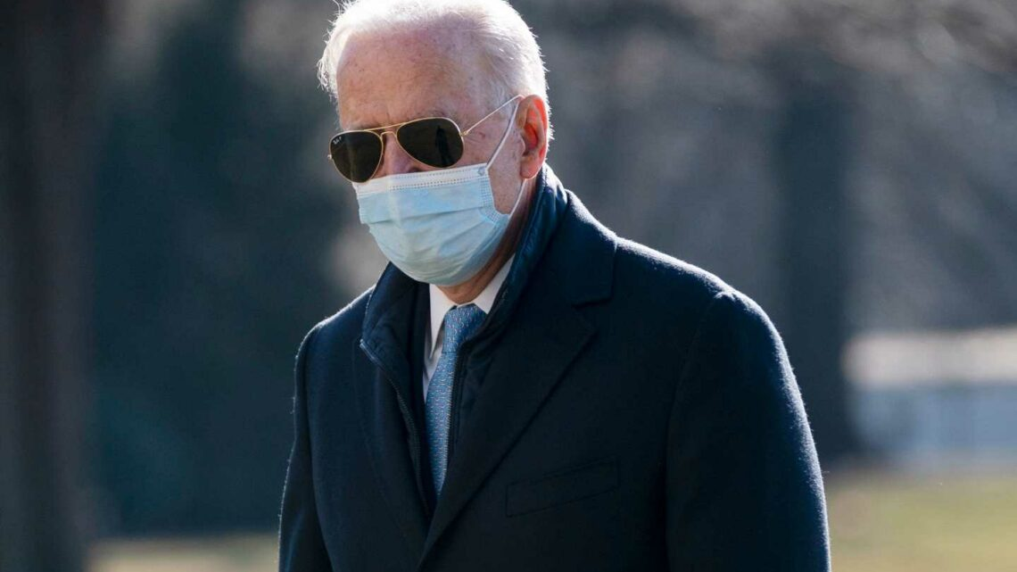 House Dems Propose $1,400 Payments As Part Of Biden's Virus Relief Plan