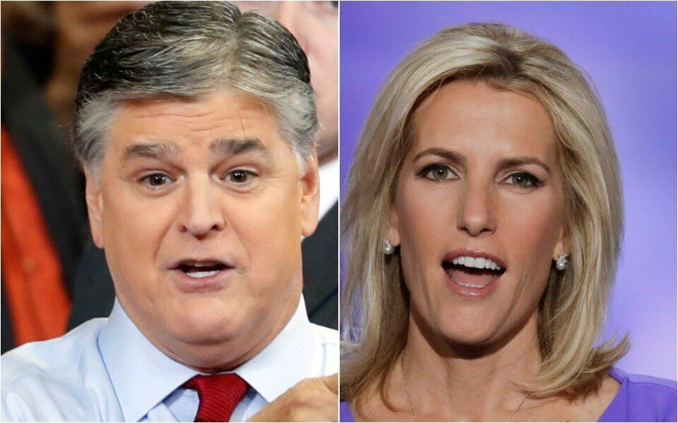 Even Sean Hannity, Laura Ingraham Think Trump's Impeachment Attorney Was 'Terrible'