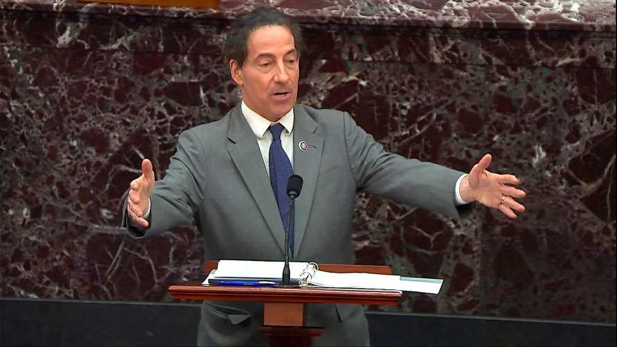 House Manager Demolishes Trump's 1st Amendment Defense Against Impeachment