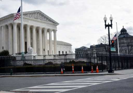 US Supreme Court Lifts Ban On Indoor Church Services In California