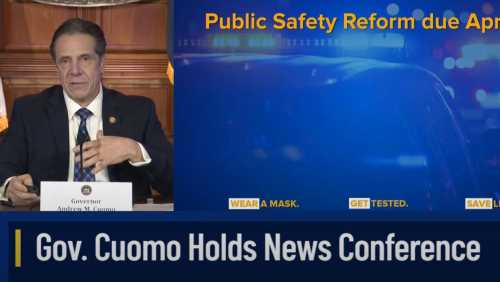 """NY Gov. Cuomo Admits Mistakes On Nursing Home Data Delay, Says """"Everybody Did The Best They Could"""""""