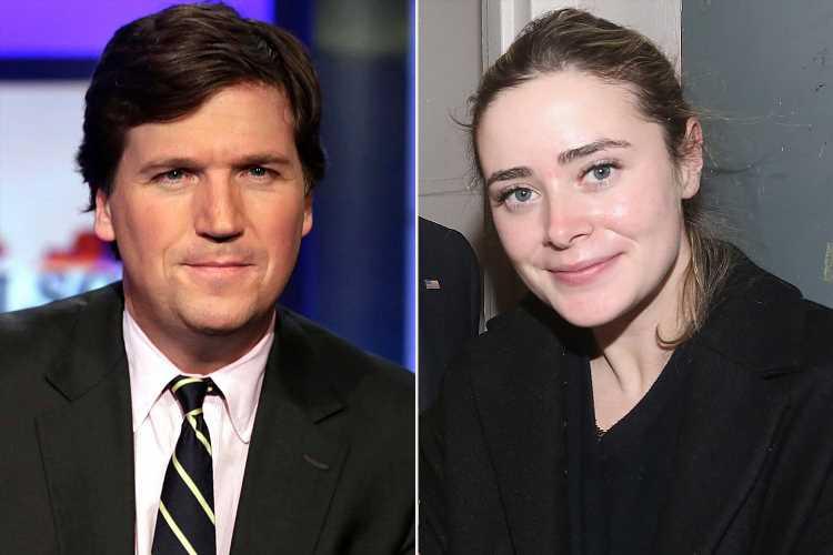 Biden Granddaughter Says Tucker Carlson Needs 'a Hug' After He Mocks Jill and Joe's Relationship