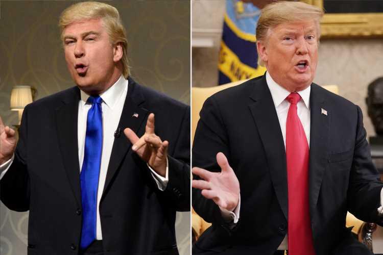 Alec Baldwin Revives His SNL Donald Trump Impression to Give a 'Concession' Speech
