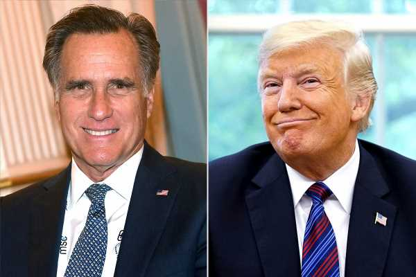 Mitt Romney Says Trump Would Probably Win 2024 Nomination — but Romney Would Back a Different Republican