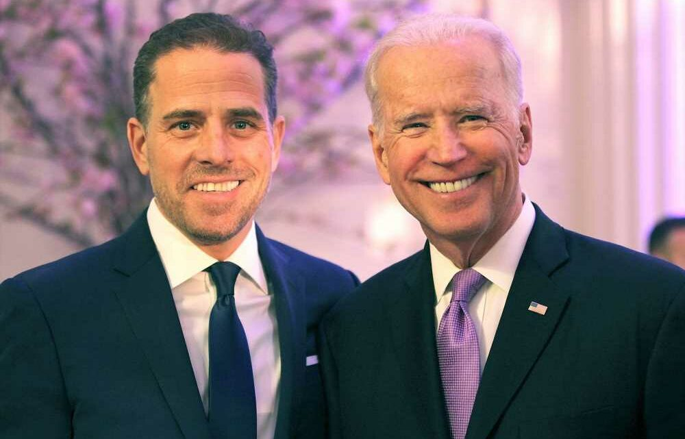Joe Biden Gets Emotional Discussing Son Hunter's Memoir About Substance Abuse: 'It Gave Me Hope'