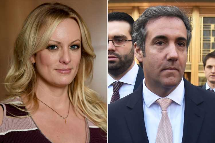Michael Cohen Makes Amends with Stormy Daniels on His Podcast: 'I'm Sorry for the Needless Pain'