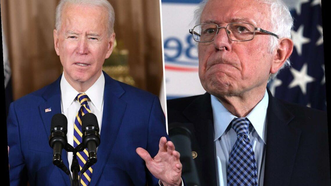 Stimulus checks – Bernie Sanders slams Biden for giving fewer Americans Covid relief money than Trump admin did