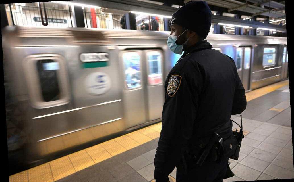 Straphanger pushed onto MTA subway tracks in Union Square
