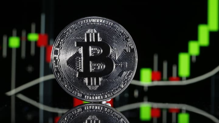 Bitcoin blows past $48,000 to hit another record high as major financial firms warm to crypto