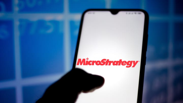 MicroStrategy shares rise after firm reveals plans to sell convertible debt to buy more bitcoin