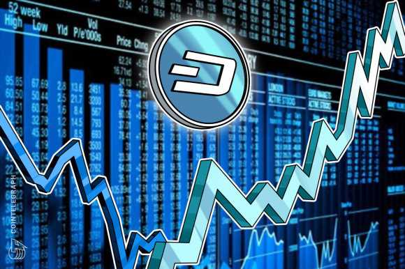 Dash trade volumes soar 282% in 2020 as commercial adoption grows