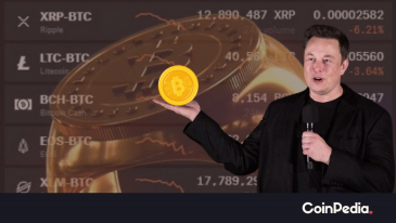 Elon Musk's Encoded Tweet on Bitcoin !! Will This Fuel BTC Rally to $50K