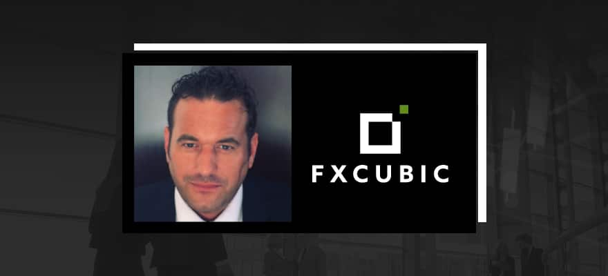 FXCubic Has Named Richard Bartlett as Its New Head of Sales