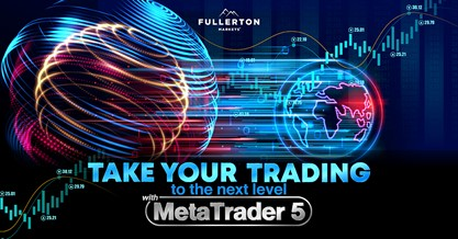 Fullerton Markets Adds MT5 to Expand Its Trading Platform Range