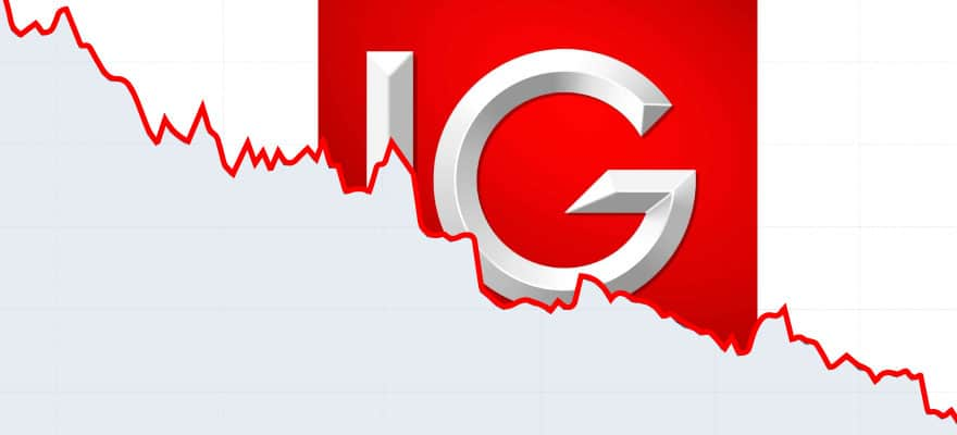 IG Group Halts New Account Registration as Market Chaos Continues