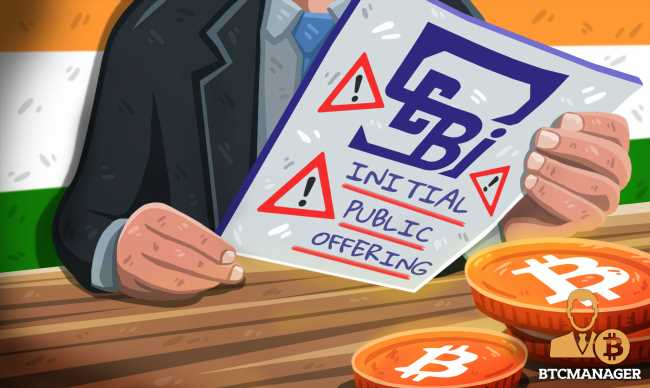 India's Crypto Ban May Extend to IPO Promoters