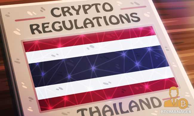 Thai SEC Begins Public Hearing On Proposed Cryptocurrency Regulations