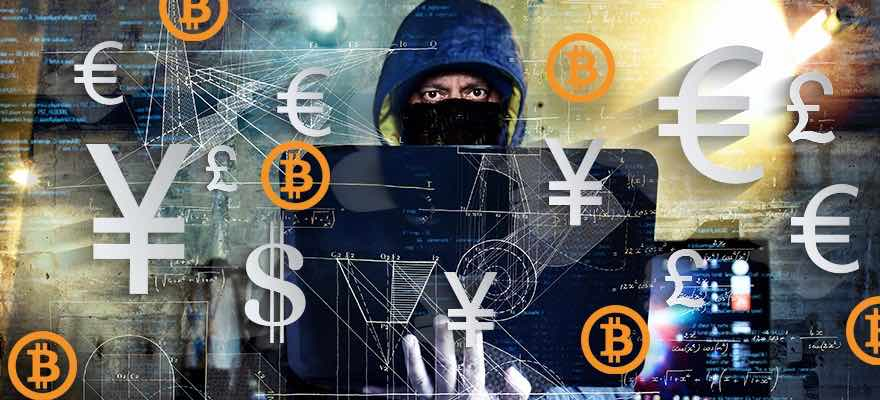 Cryptocurrency Crimes Are Falling Sharply