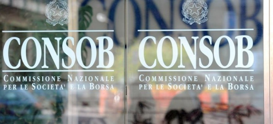 Italy's Consob Consults on Regulation of Securities Token Offerings