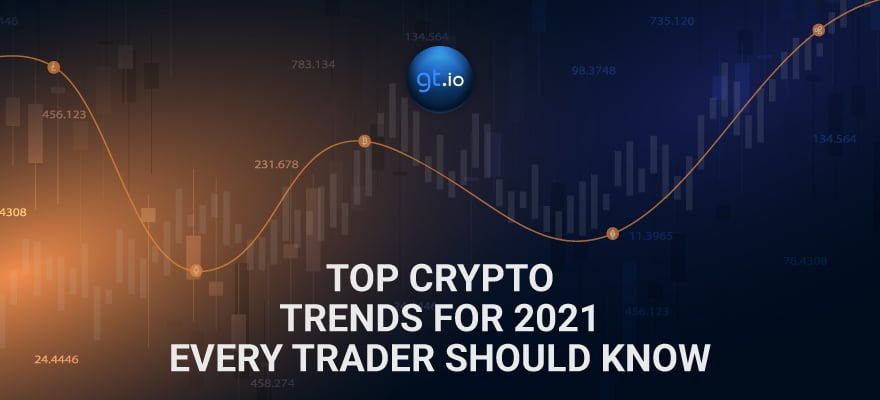 Top Crypto Trends for 2021 Every Trader Should Know