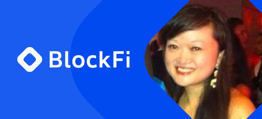 BlockFi Has Onboarded Lei Lei as Director of Institutional Sales