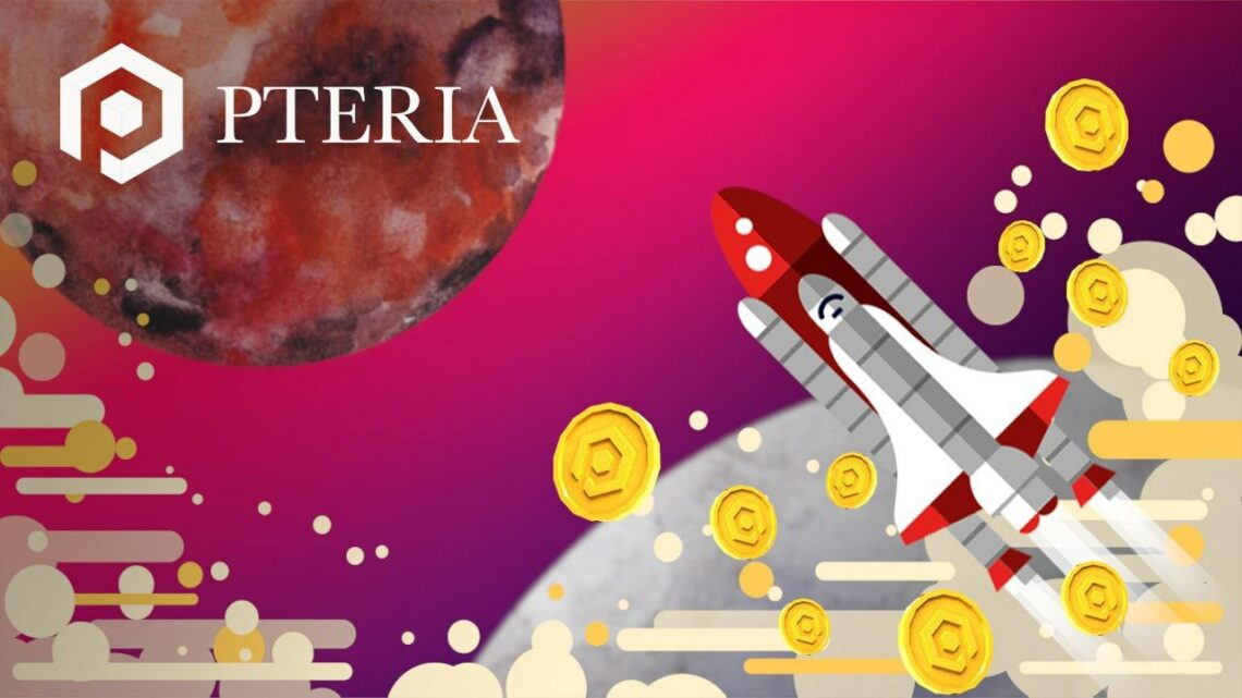 PTERIA to Mars Celebrates a New All Time High – Press release Bitcoin News