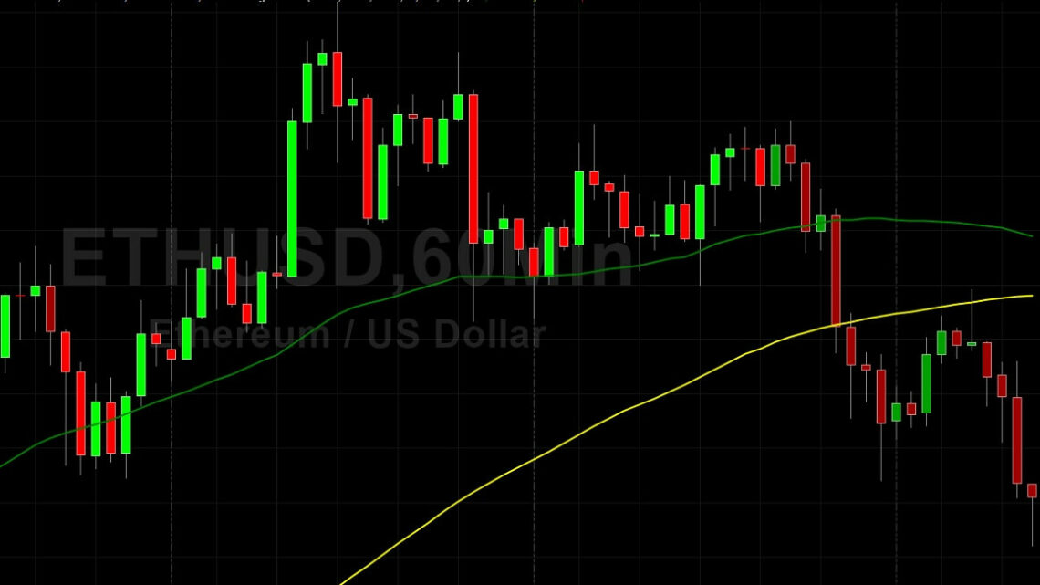ETH/USD Sputters After New Multi-Year High:  Sally Ho's Technical Analysis 7 February 2021 ETH