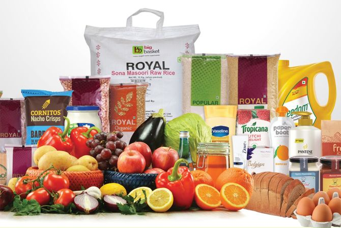 At Rs 9500 cr, Tatas' buyout of BigBasket will be biggest in online grocery space