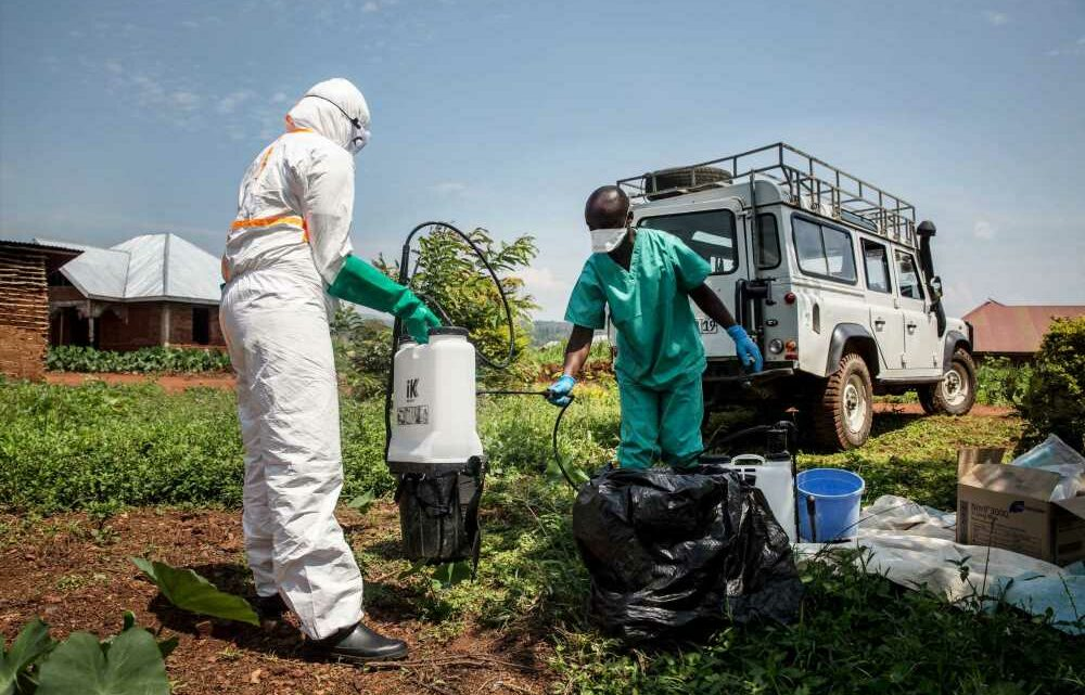 WHO races to contain Ebola in the DRC as it confirms a third case