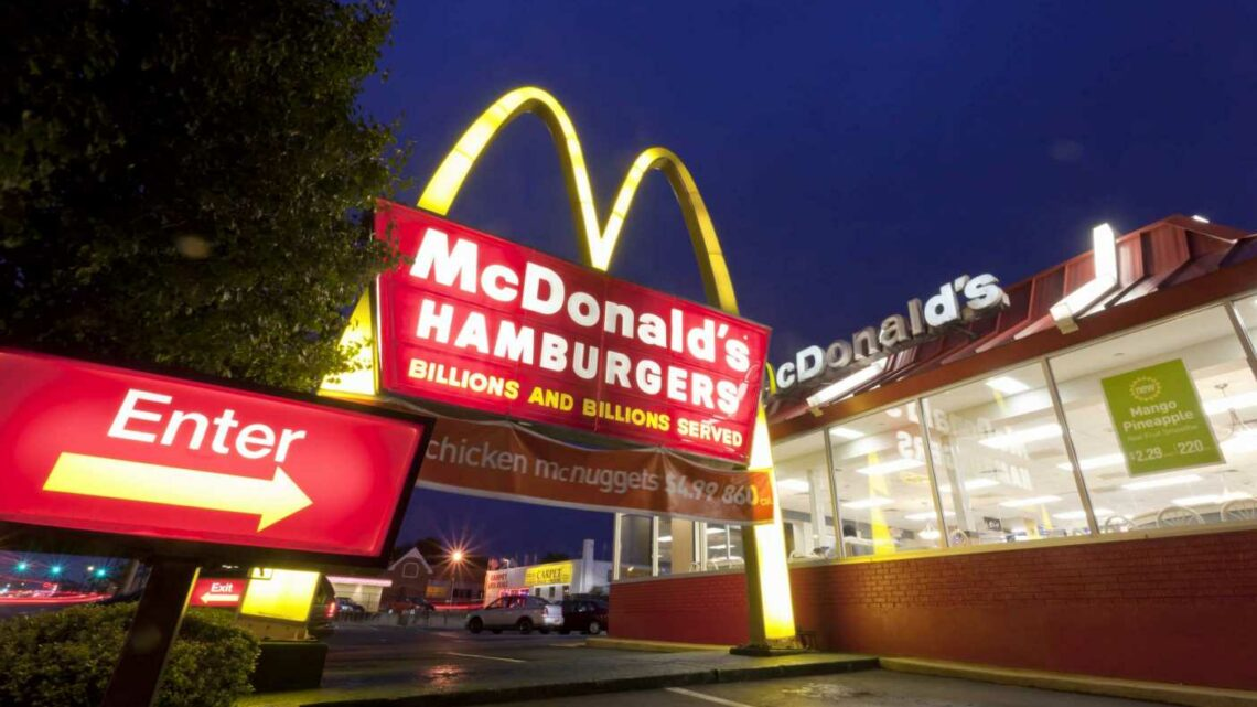 McDonald's sets targets to diversify its leadership, seeks gender parity by 2030