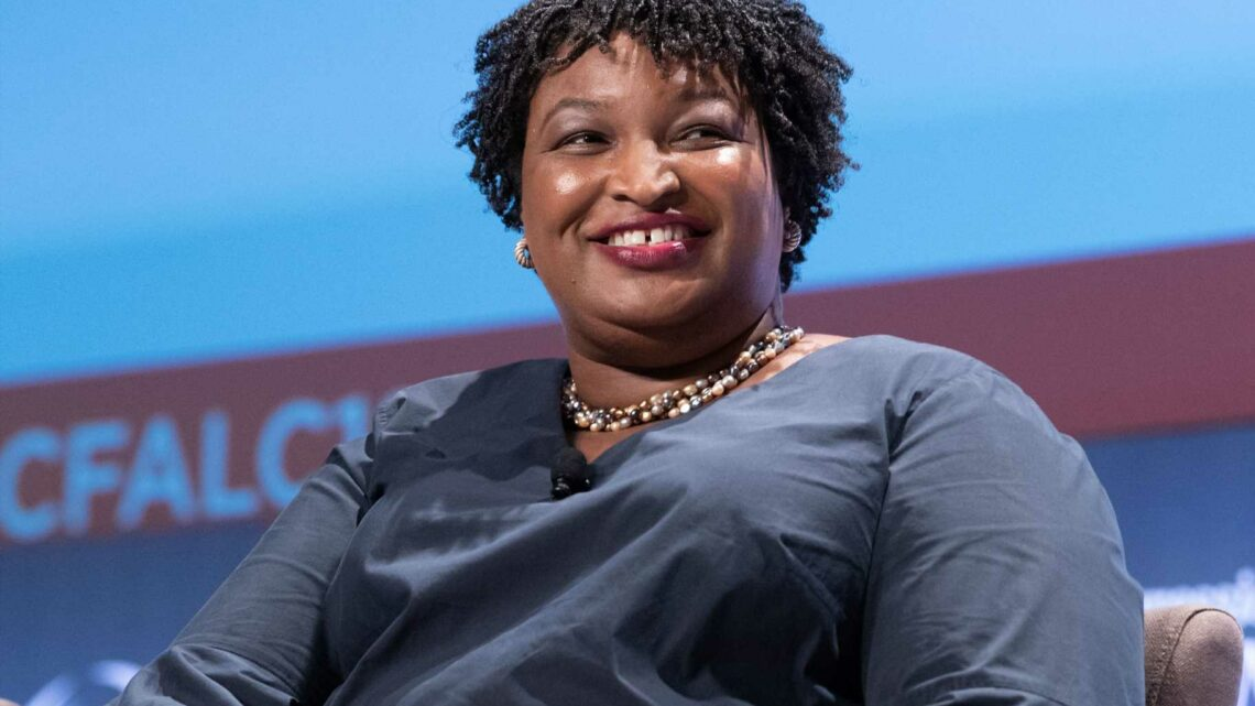 Stacey Abrams among long list of nominees for Nobel Peace Prize