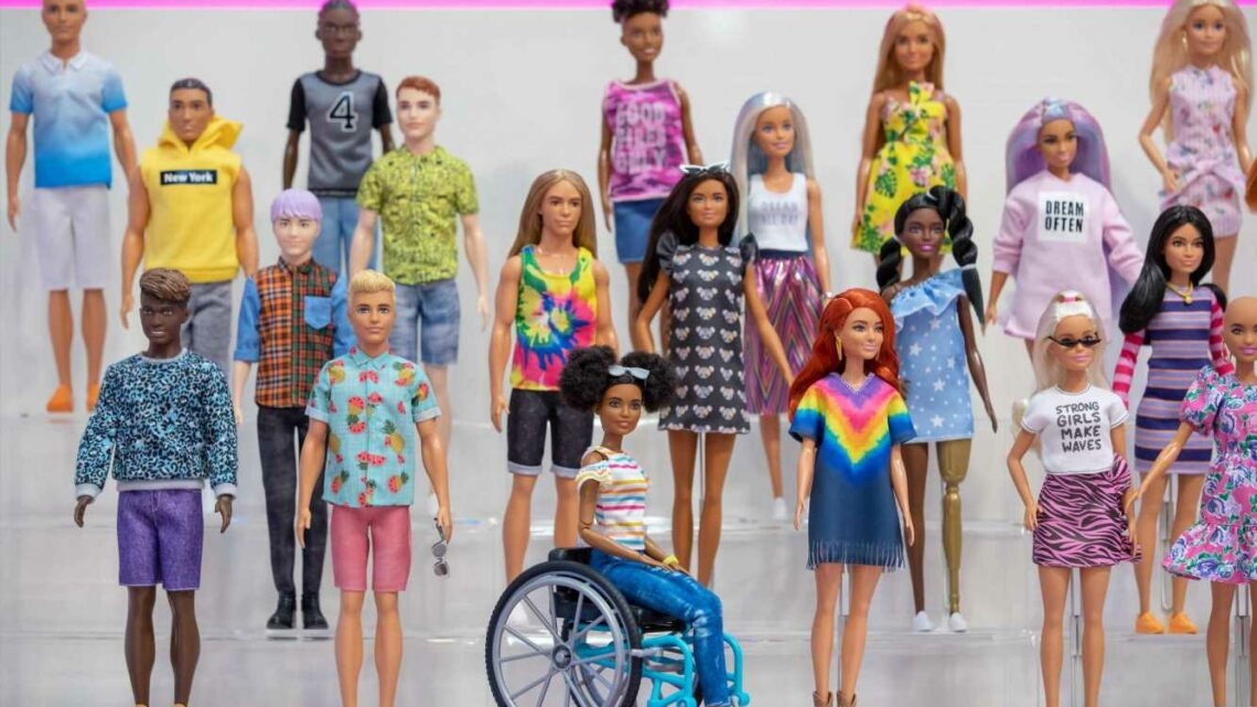 Mattel outlines plan for 2021 and beyond, expects sales to grow by mid-single digits through 2023