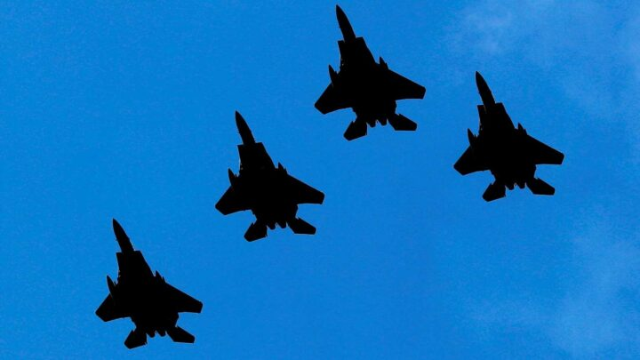 Democrats criticize Biden's decision to launch airstrikes in Syria without consulting Congress