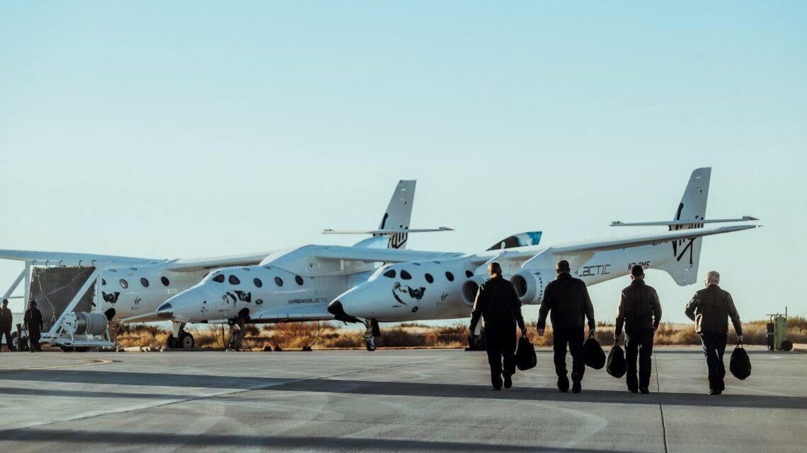 Virgin Galactic shares climb as FAA indicates next spaceflight test set for Saturday