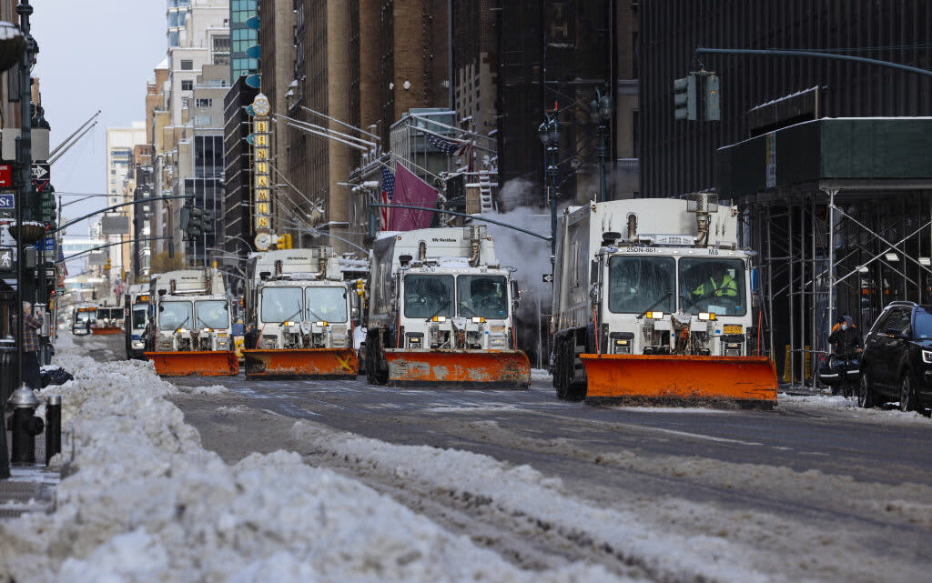 Historic winter storm delays Covid vaccine shipments across the U.S.