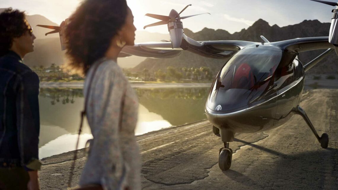 United Airlines orders electric vertical aircraft, invests in urban air mobility SPAC
