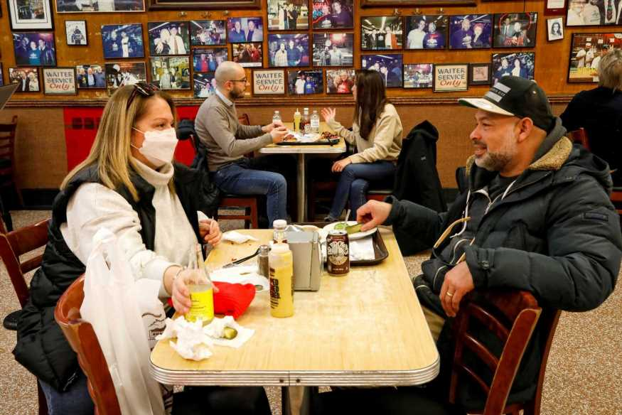 Virologist says reopening indoor dining is 'reckless' as new, more transmissible coronavirus strains spread in the U.S.