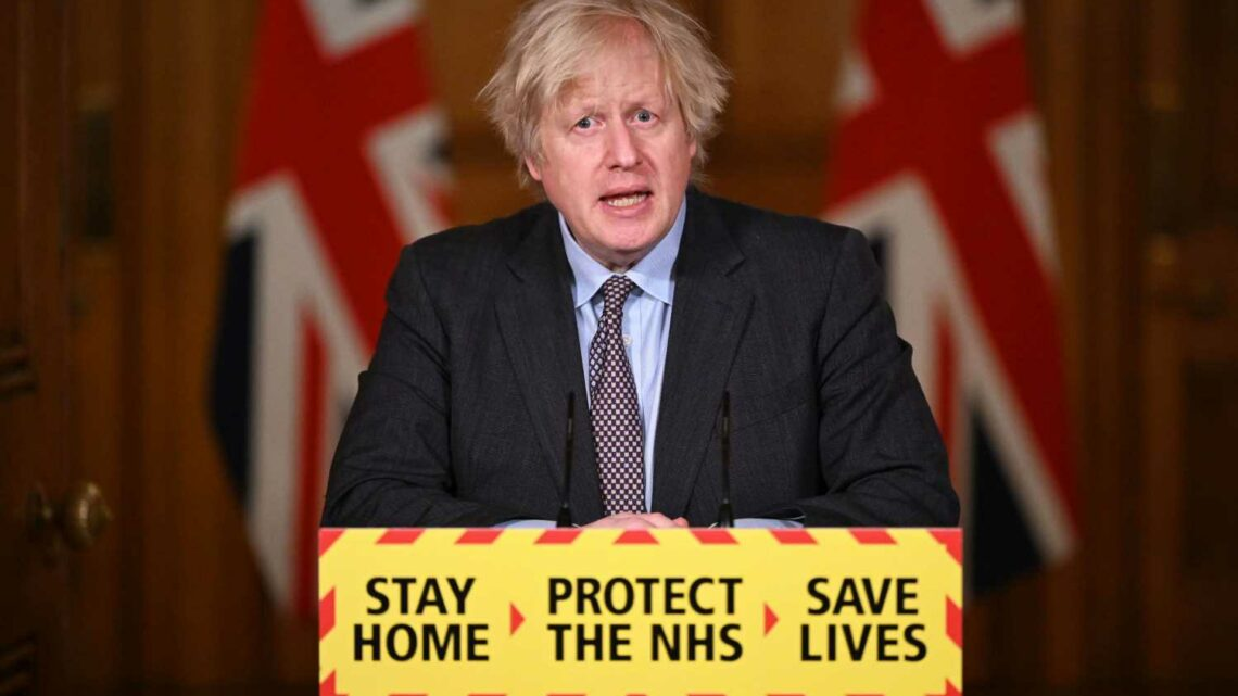 We're on a 'one-way road to freedom,' Boris Johnson tells Britain after Covid lockdowns