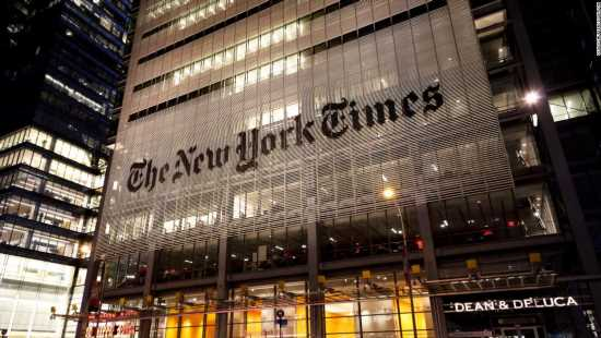 Two controversies, two departures at The New York Times
