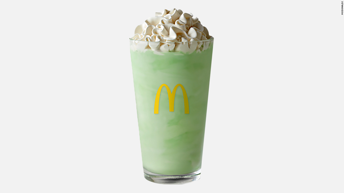 Why the Shamrock Shake and PSL are big business
