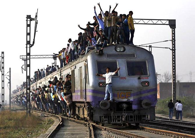 Railways, India Post not among PSUs to go on sale block