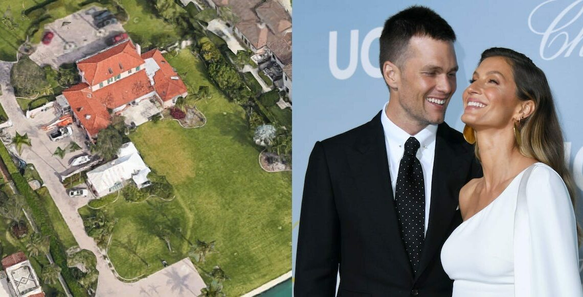 Inside Miami's exclusive, high-security 'Billionaire Bunker,' where Tom Brady and Gisele Bündchen paid $17 million for a mansion they're planning to demolish