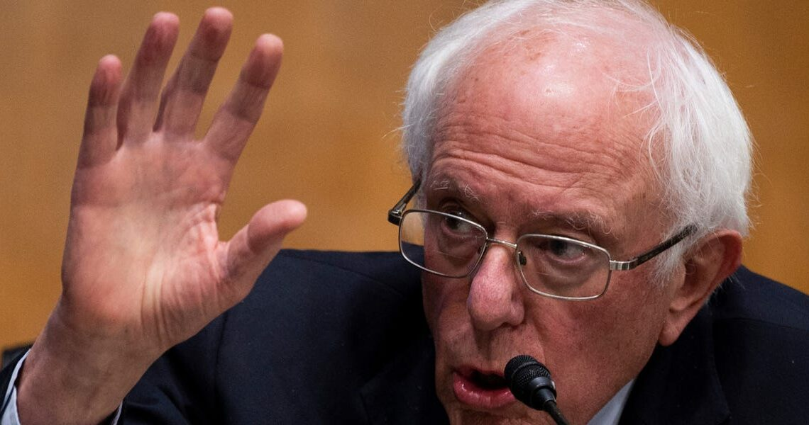 'Unbelievable': Bernie Sanders slams Democrats who want to narrow income eligibility for stimulus payments